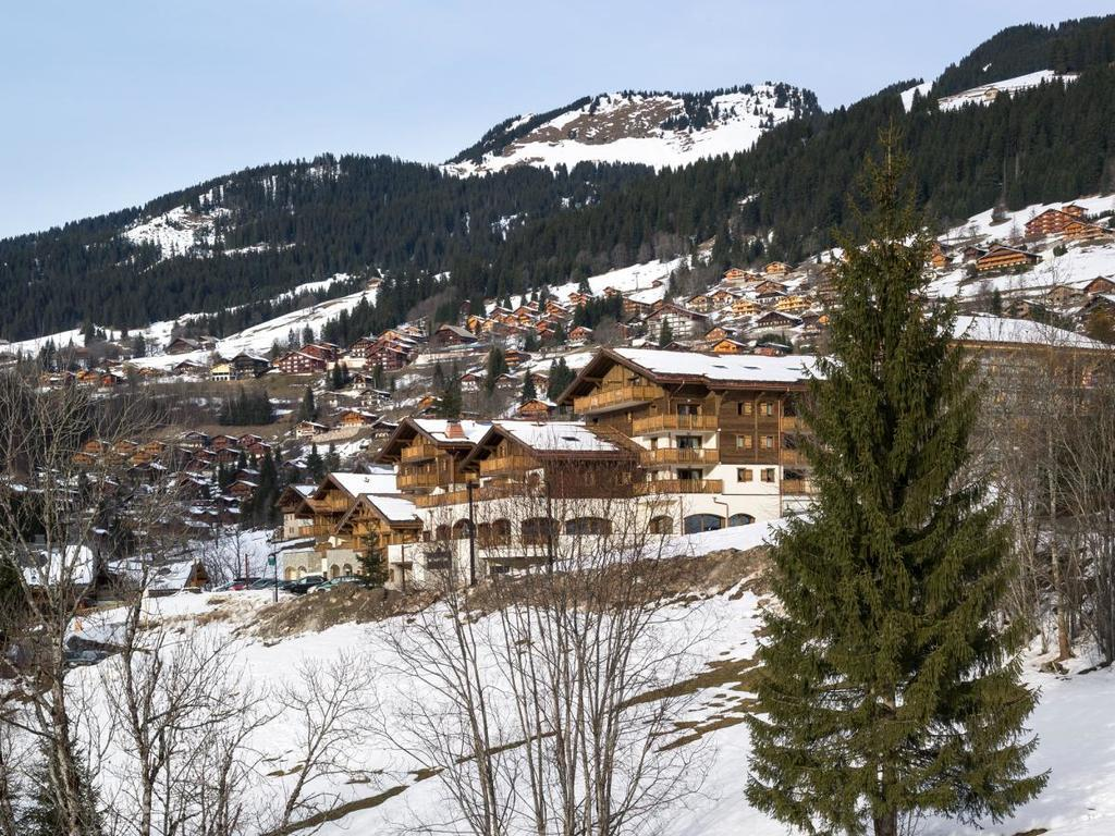 r 233 sidence cgh les chalets d ang 232 le ch 226 tel gt d 232 s 800