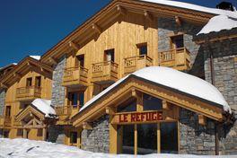 La rosière, Résidence Le Refuge (Héb. + Forfaits + Matériel)