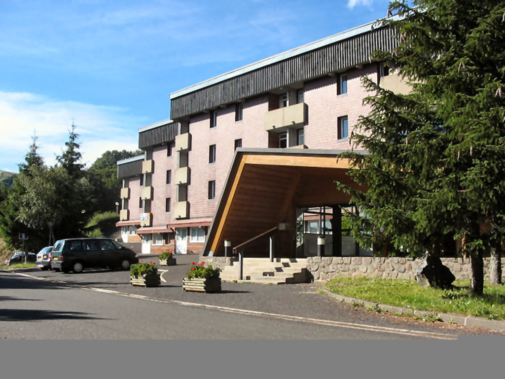 VVF Village Le Mont Ferrand