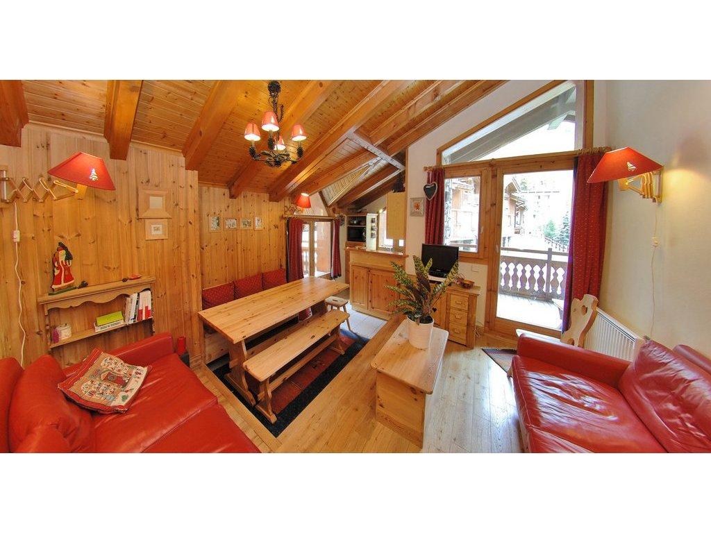 Maison de particulier à Val d'isère