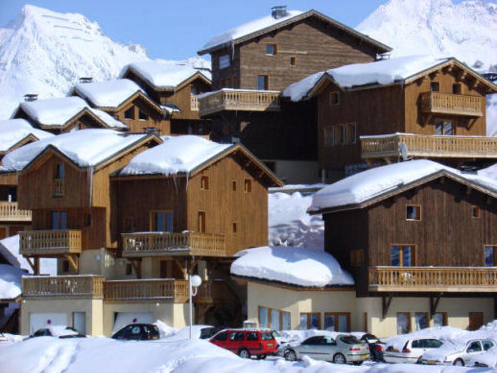 Les Chalets et Lodges des Alpages Plagne Soleil