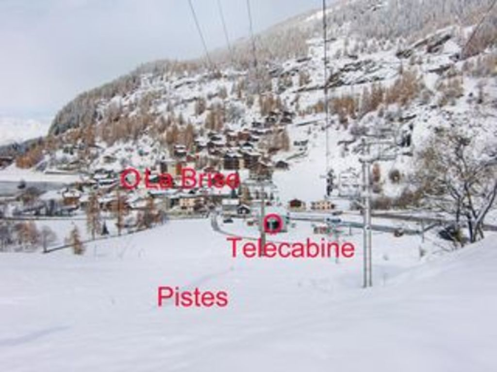 Chalet La Brise