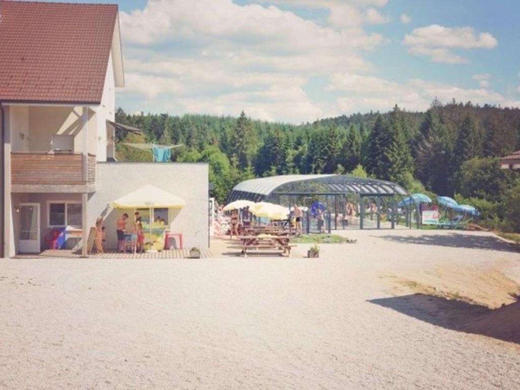 Camping La Sténiole Granges sur Vologne