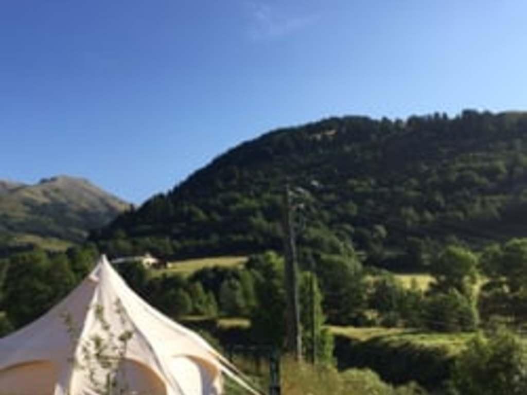 Camping Le Cians (Beuil à 4 km)