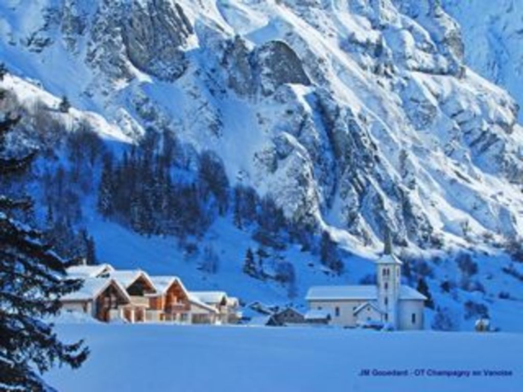 Chalet au Coeur de La Vanoise