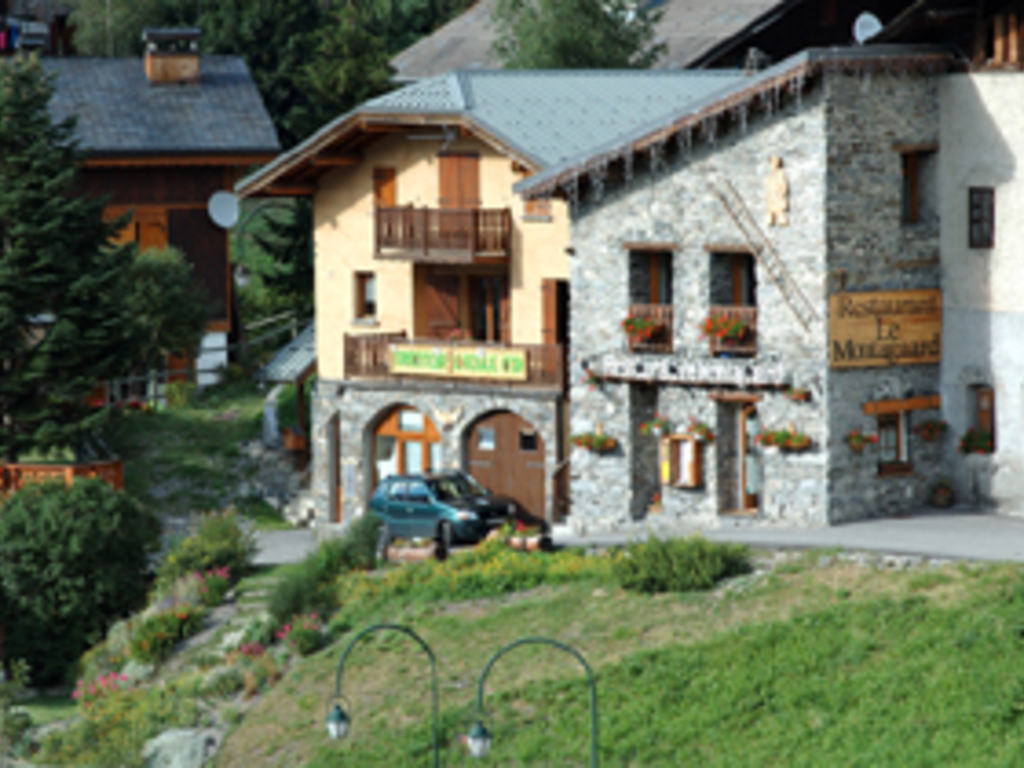 Chalet Saint Martin Centre Village