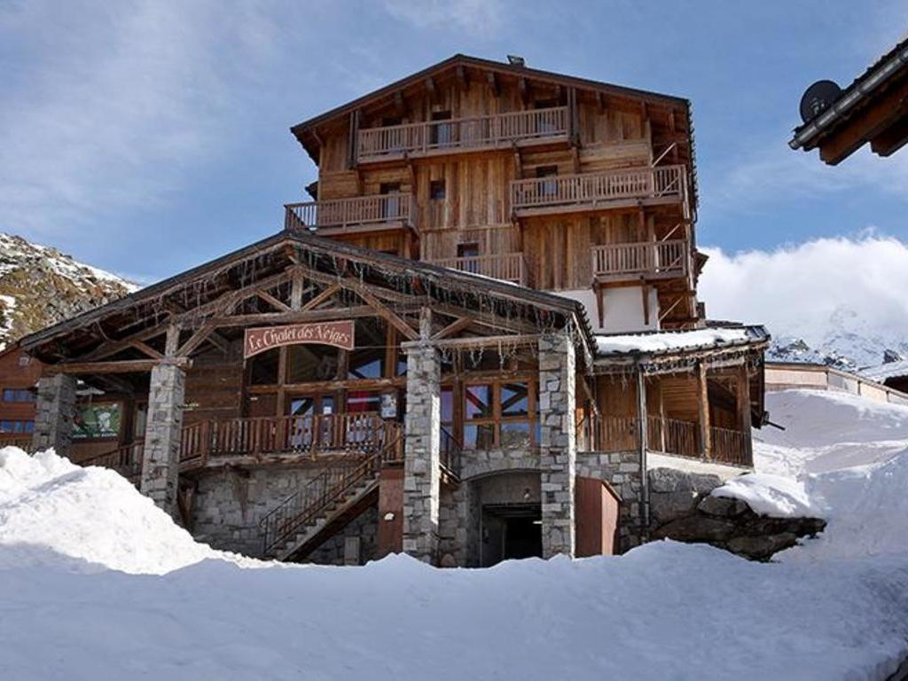 Chalets des neiges Hermine