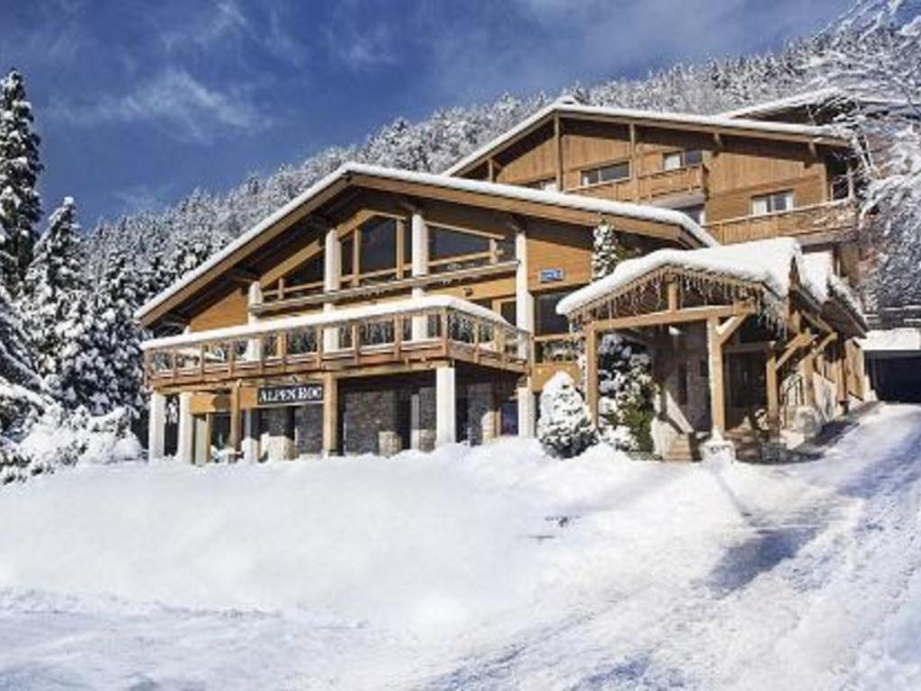H U00f4tel Alpen Roc Best Western  U2605 U2605 U2605  La Clusaz