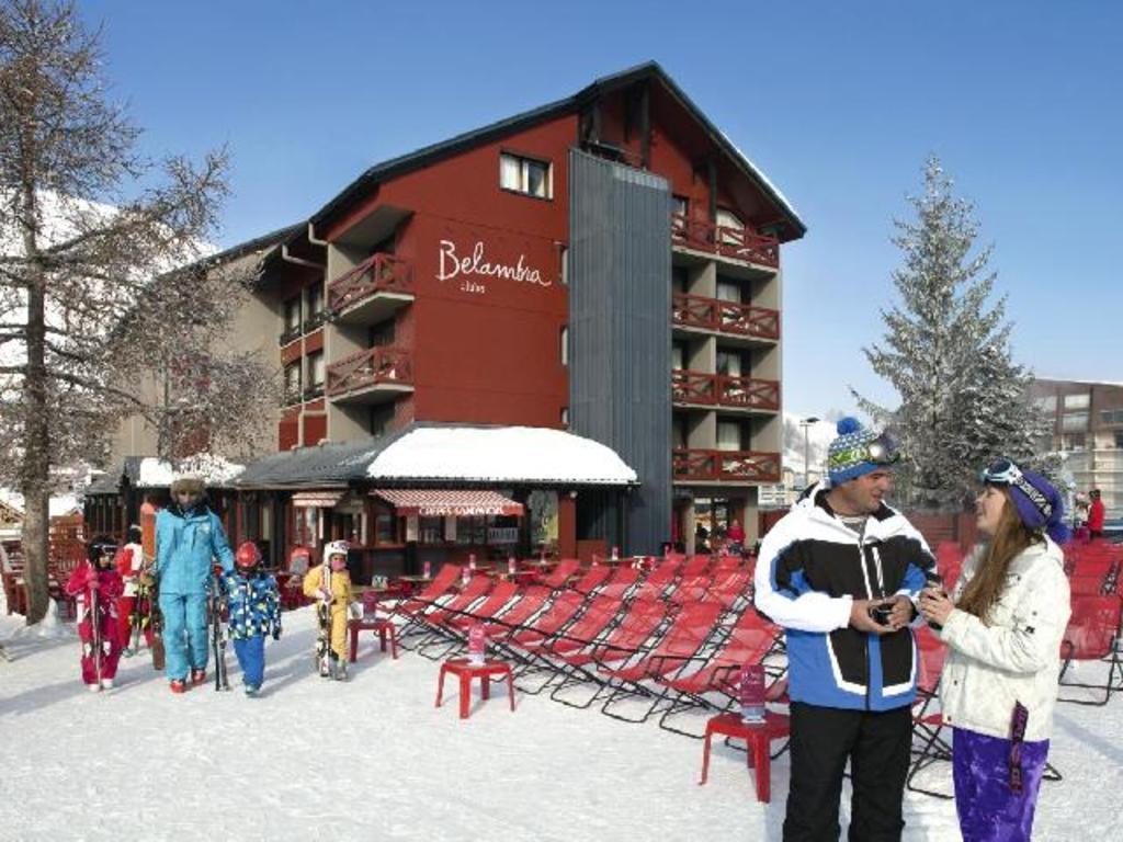 Hôtel Club Belambra L'Orée des Pistes