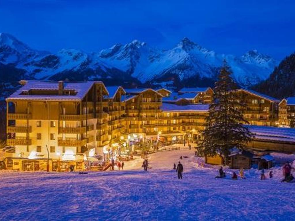 Sejour Ski Tout Compris Hotel Club