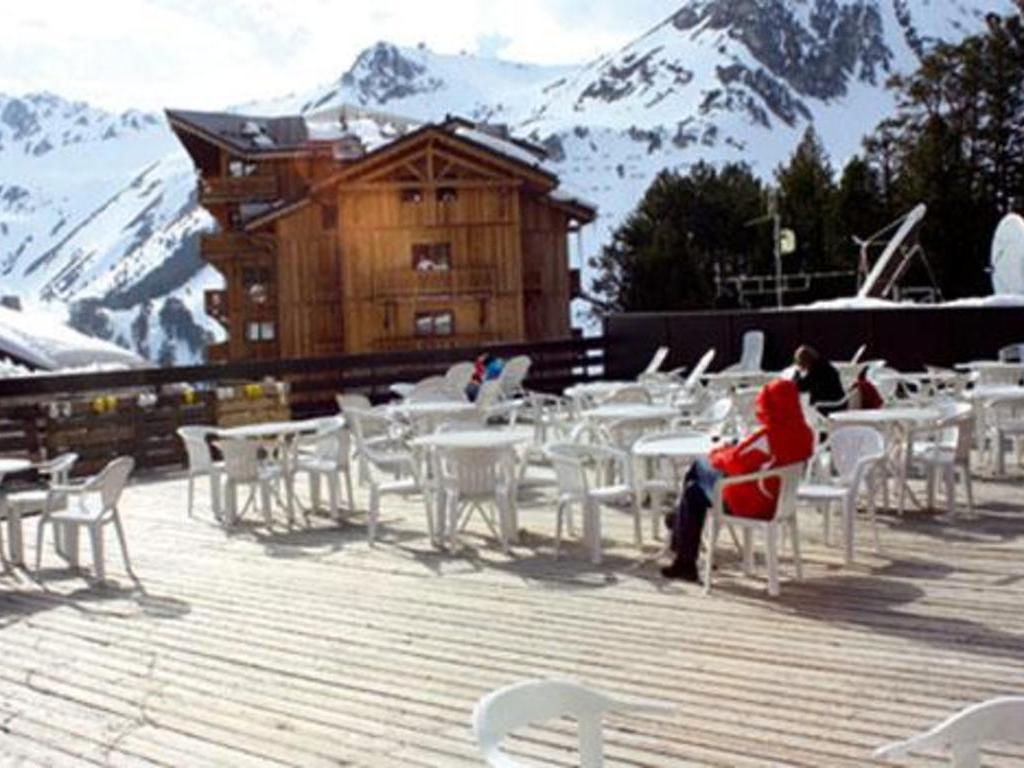 Hôtel Club MMV Altitude Arc 2000