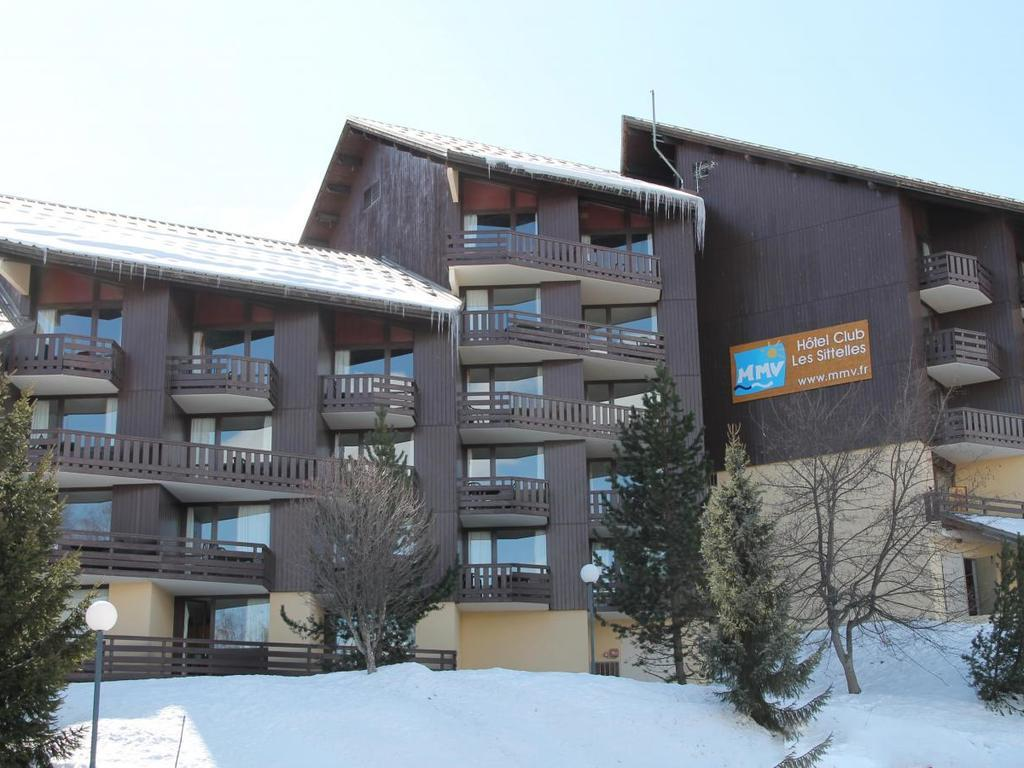 Hôtel Club MMV Les Sittelles à Plagne Montalbert