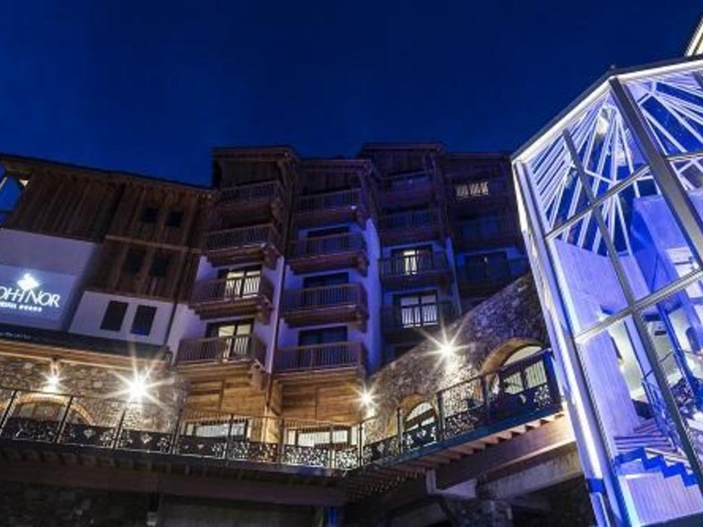Hôtel Koh-I Nor