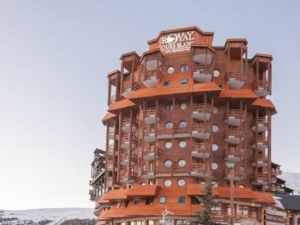 Hôtel Madame Vacances Royal Ours Blanc
