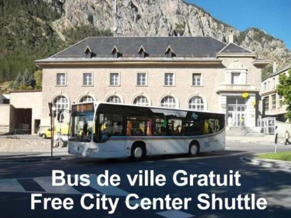 Hôtel Suite Home Briançon Serre Chevalier 1200