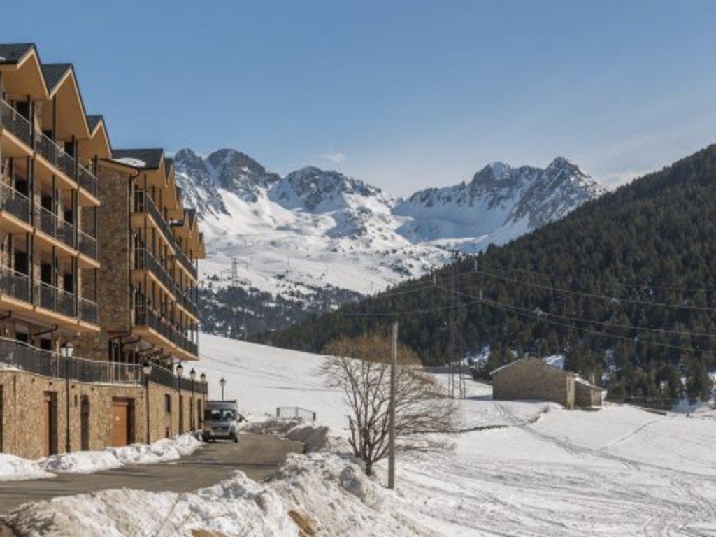 Résidence Andorra Bordes d'Envalira Soldeu
