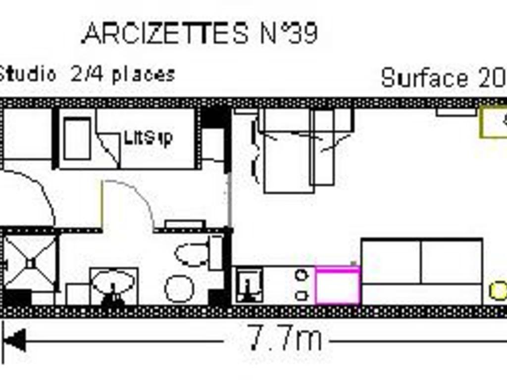 Résidence Arcizettes