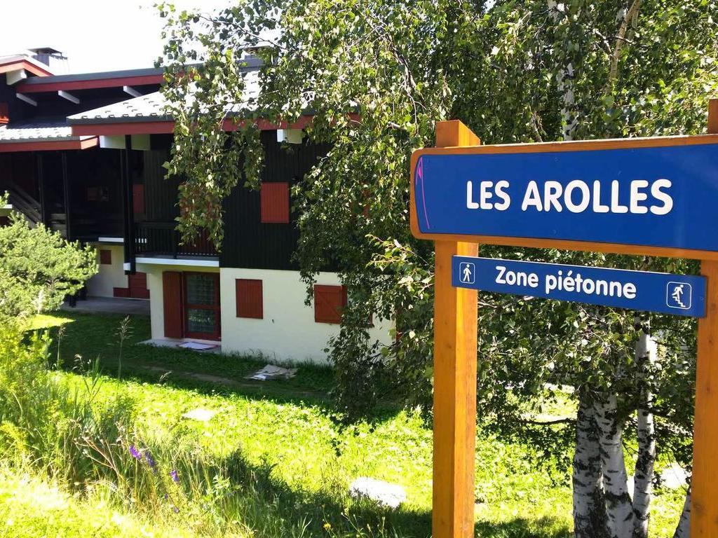 Résidence Arolles