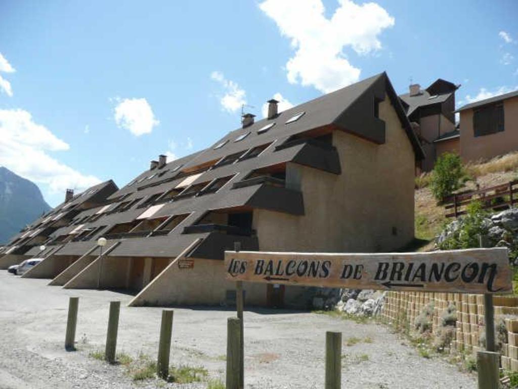 Résidence Balcon de Briançon B et C