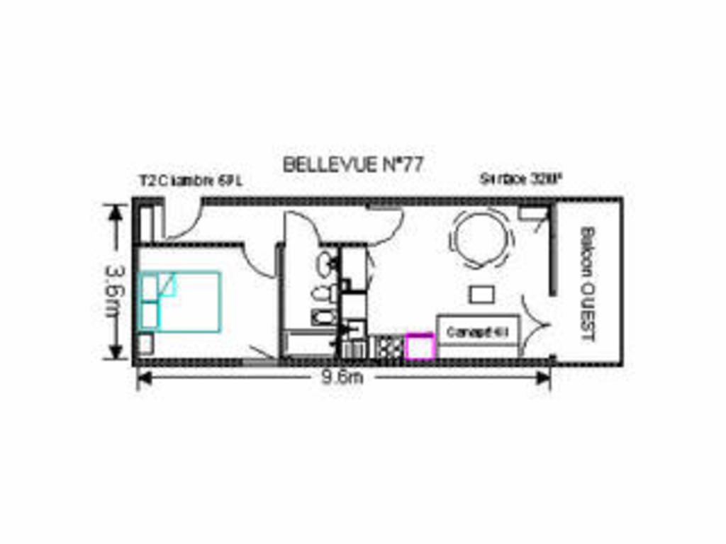 Résidence Bellevue