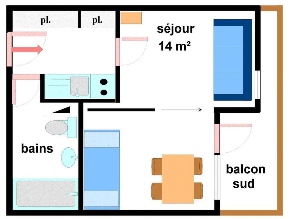 Résidence Bouvreuil