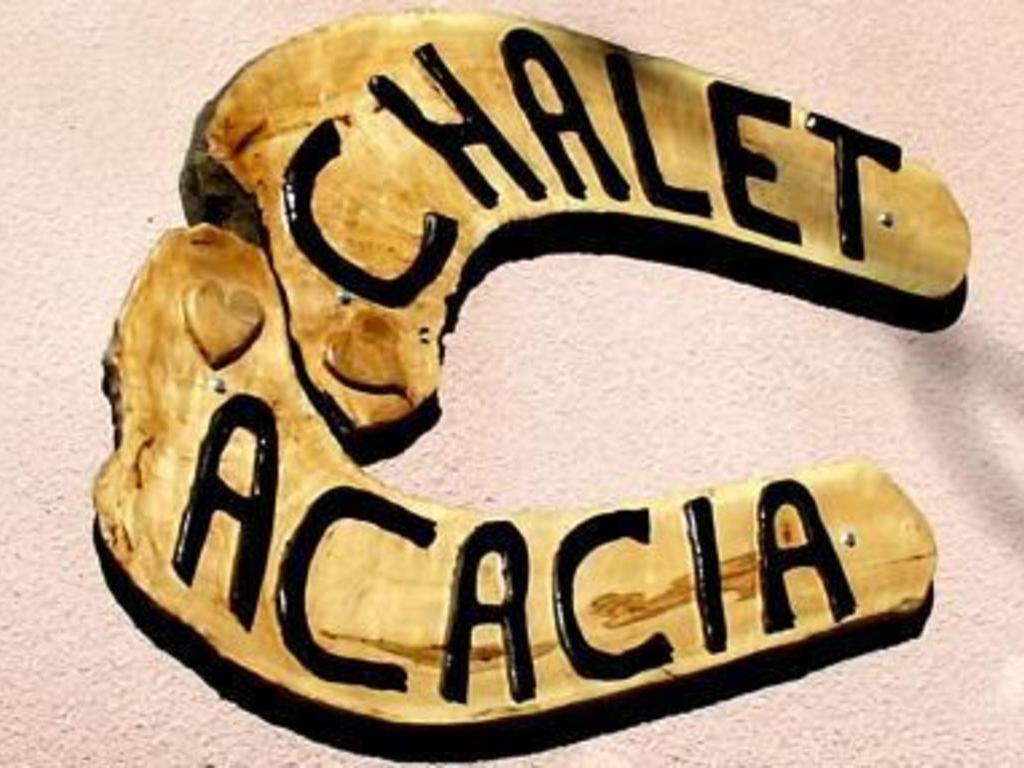 Résidence Chalet Acacia