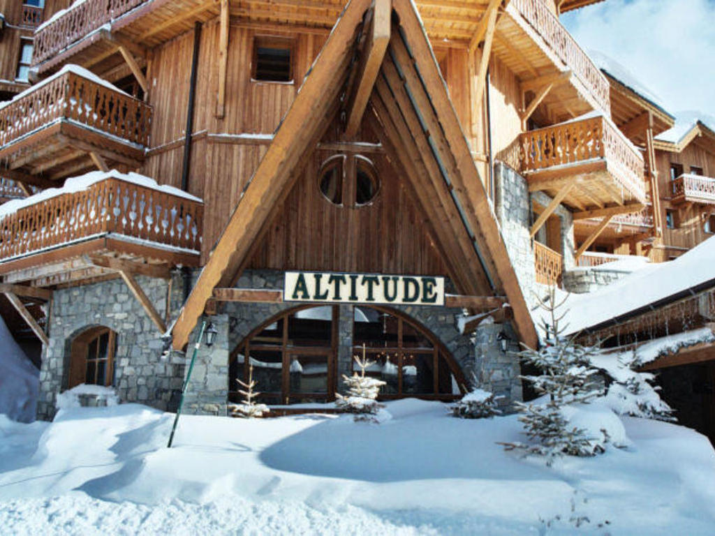 Résidence Chalet Altitude Val Thorens