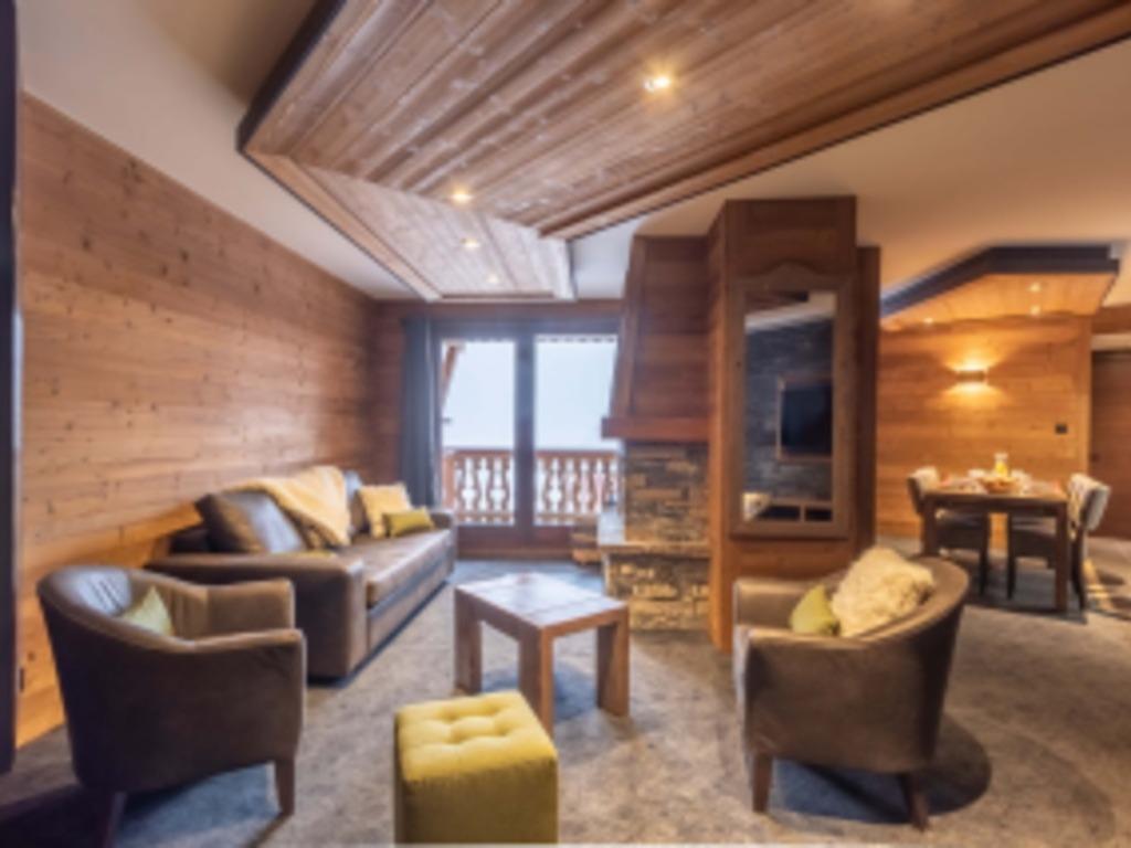 Résidence Chalet Altitude Val Thorens