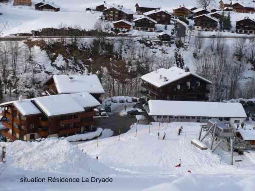 Résidence La Dryade