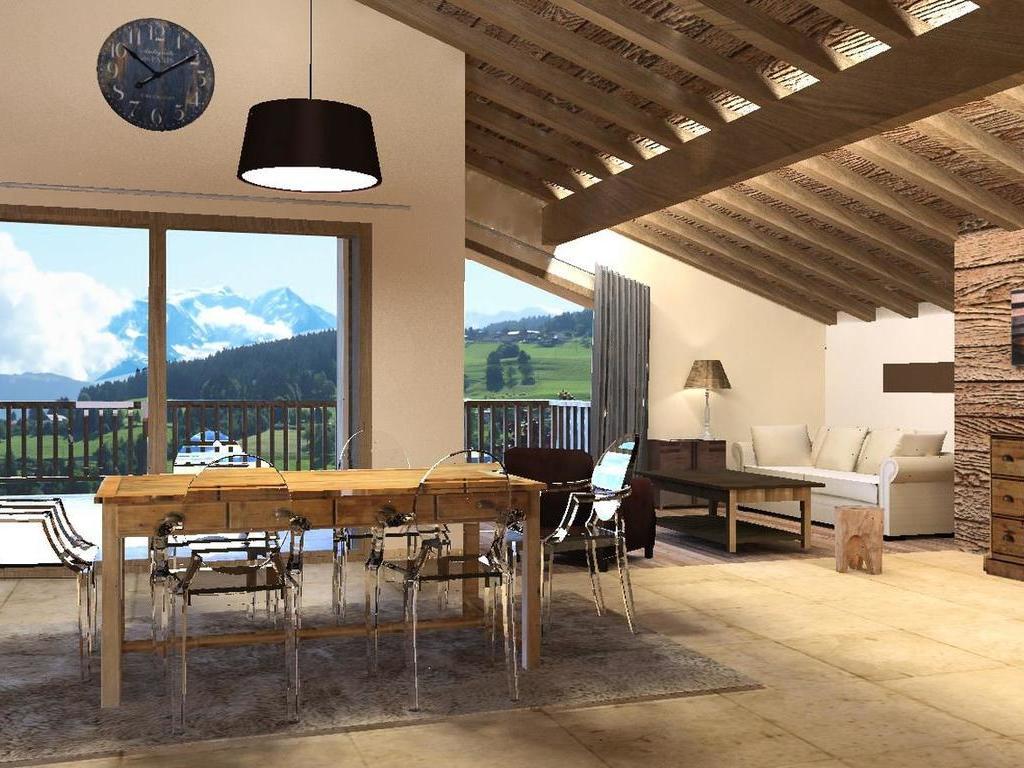 Résidence La Ferme du Mont Blanc