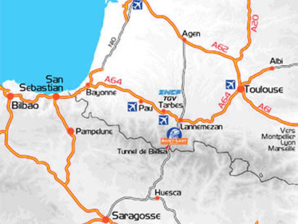 Résidence La Tour A Saint Lary Villages