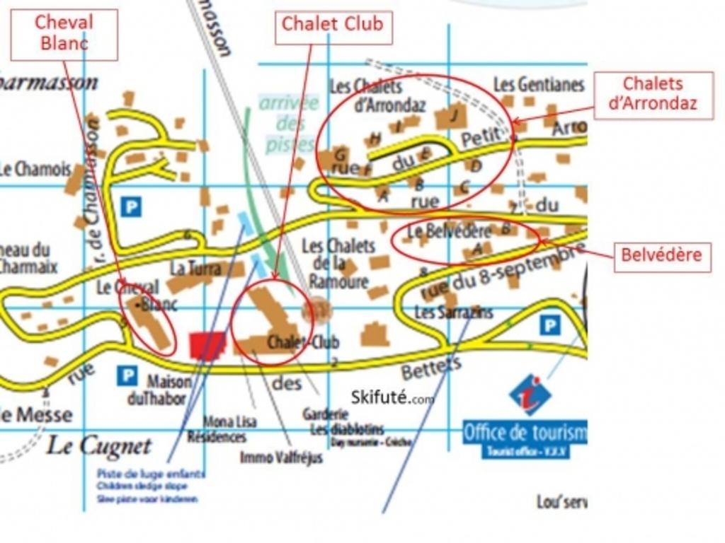 Résidence Le Chalet Club
