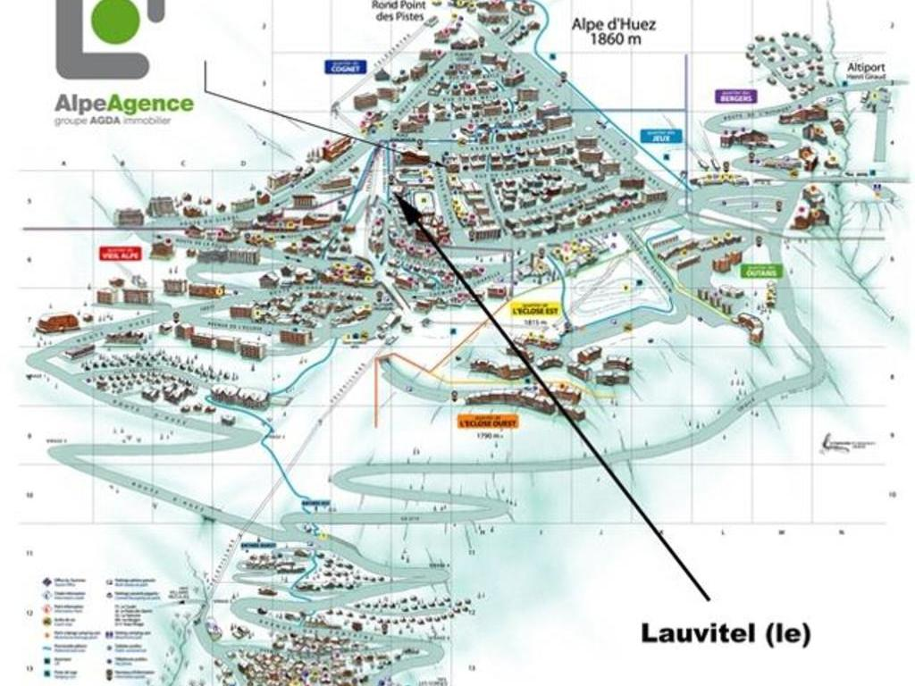 Résidence Le Lauvitel