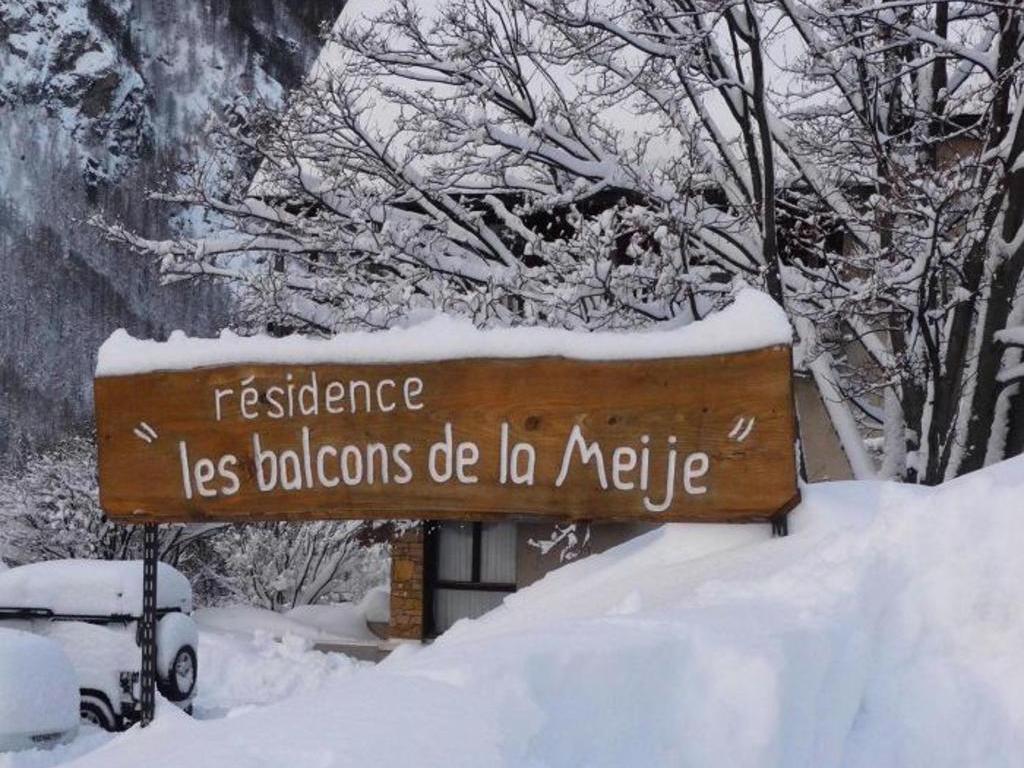 Résidence les Balcons de la Meije