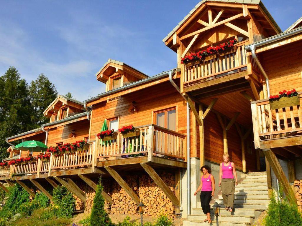Residence Les Chalets du Logis d'Orres