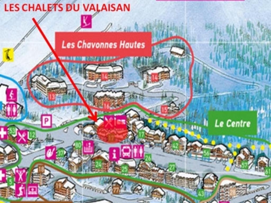 Résidence Les Chalets du Valaisan
