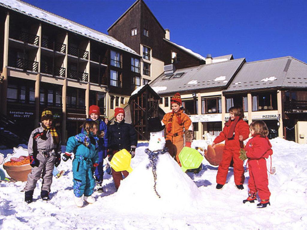 Résidence Les Dolomites
