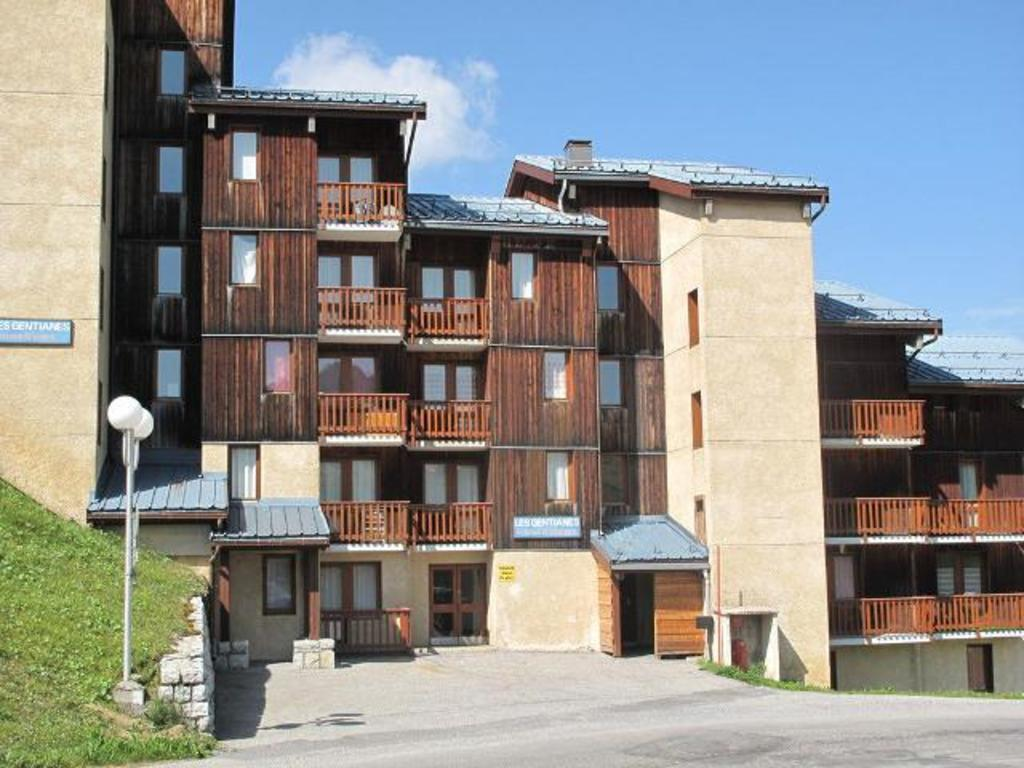 Résidence Les Gentianes Plagne Village