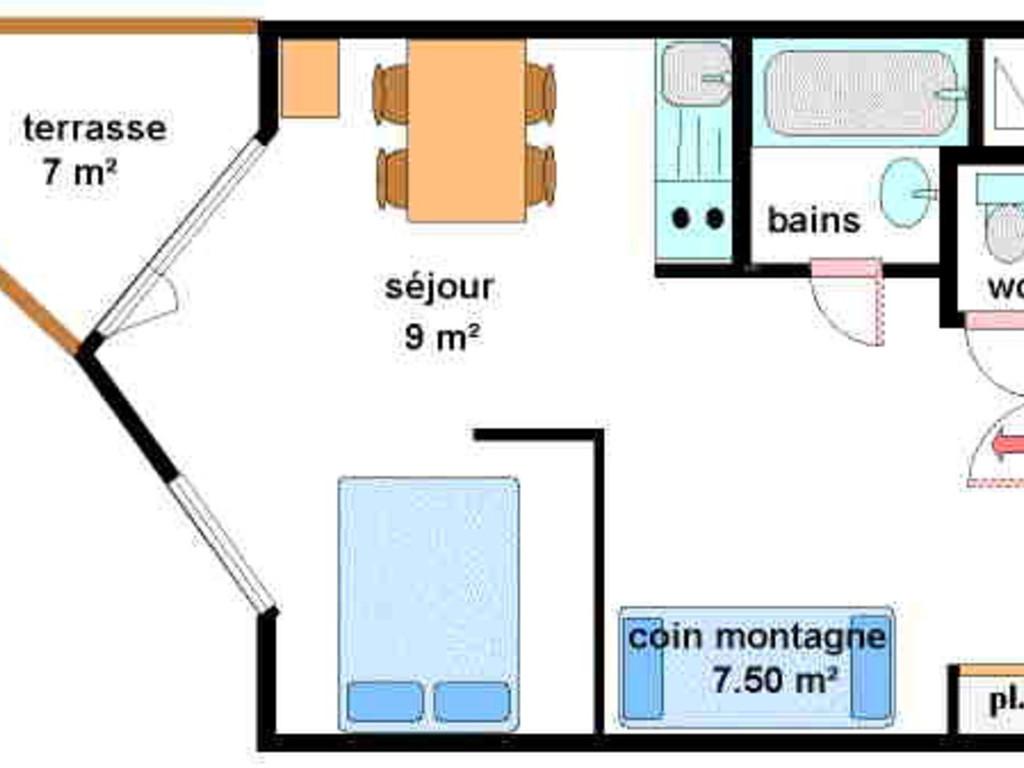 Résidence Les Hauts de Val Cenis