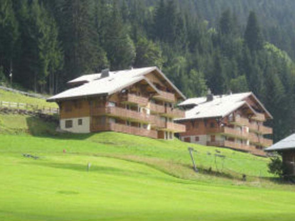Résidence les Tyroliens
