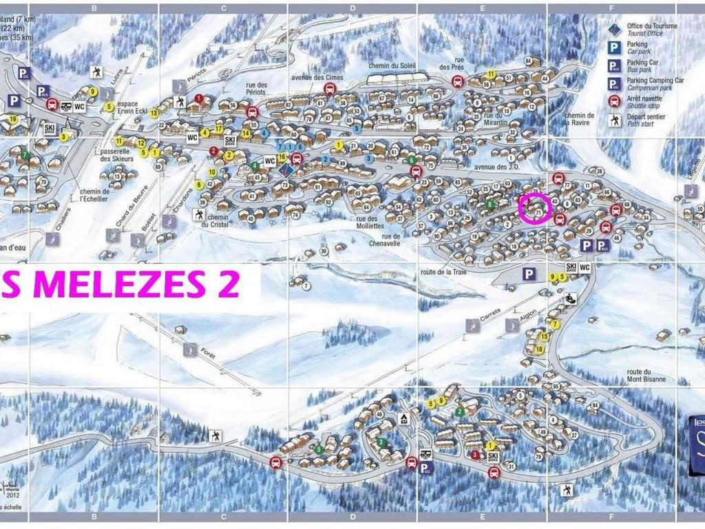 Résidence Meleze 1