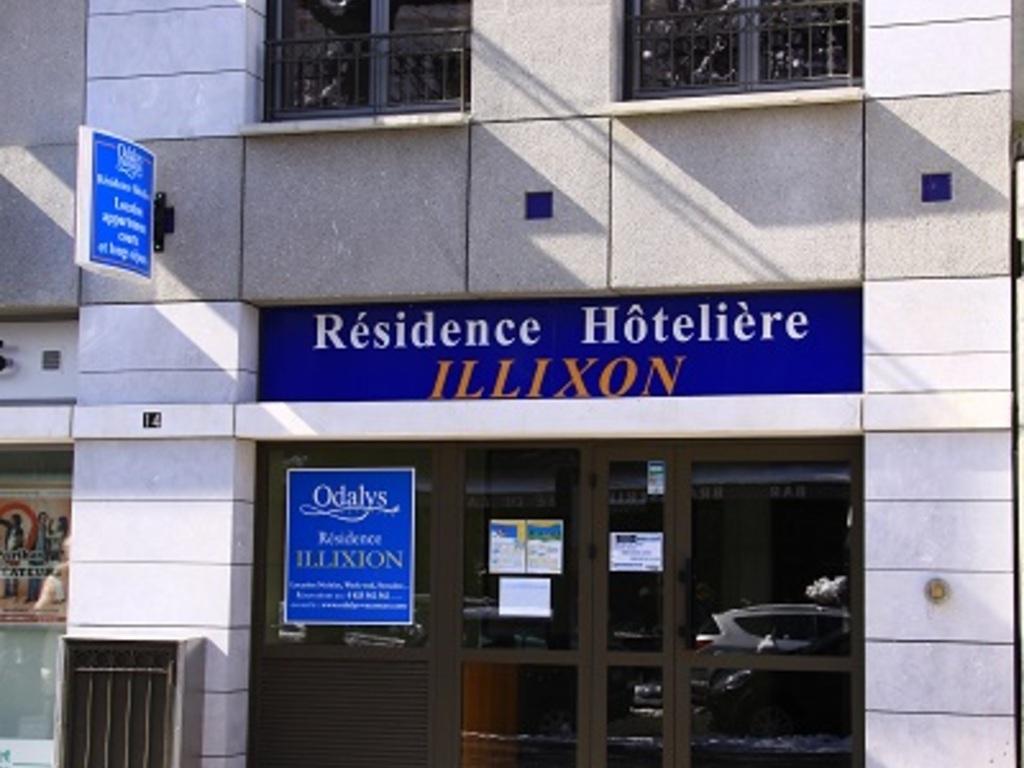 Résidence Odalys Illixon
