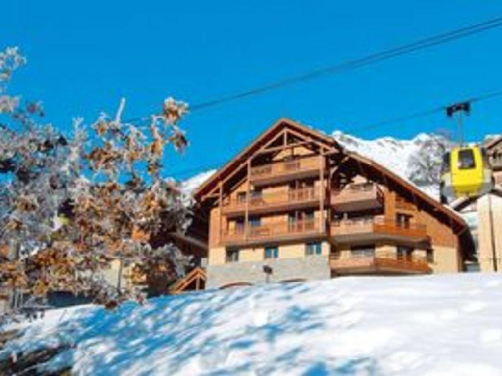 Résidence Prestige Odalys La Cascade de Vaujany Les Epinettes