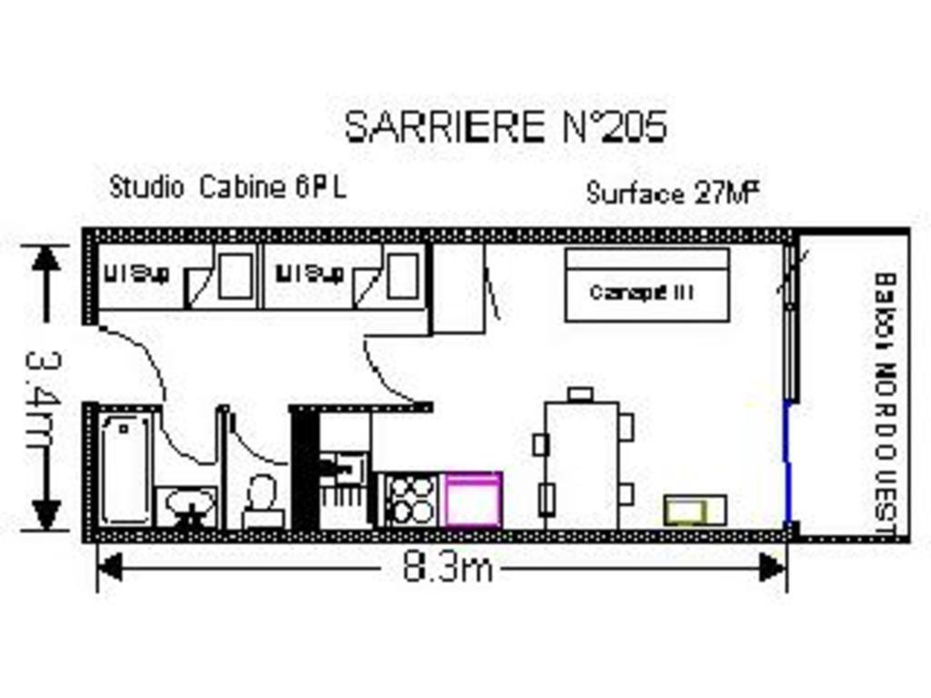 Résidence Sarrière