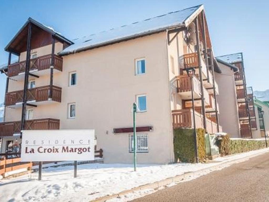Résidence Vacancéole La Croix Margot