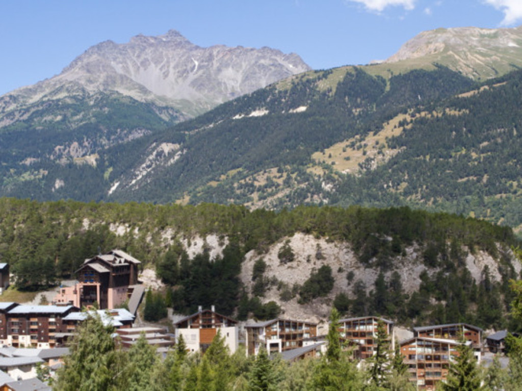 Résidence Vacancéole Les Chalets et Balcons de la Vanoise