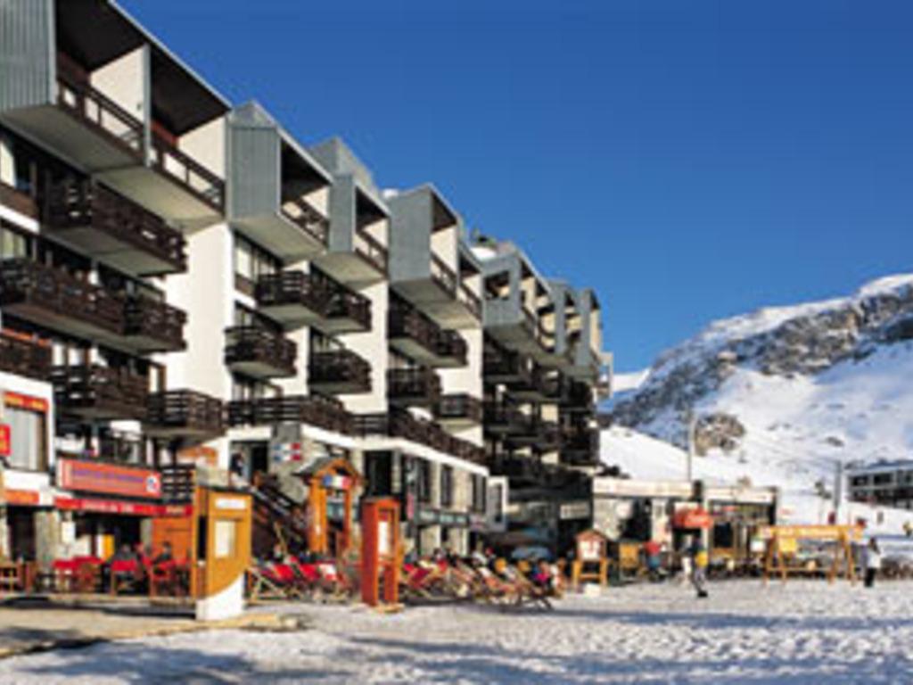 Résidences Skissim à Tignes