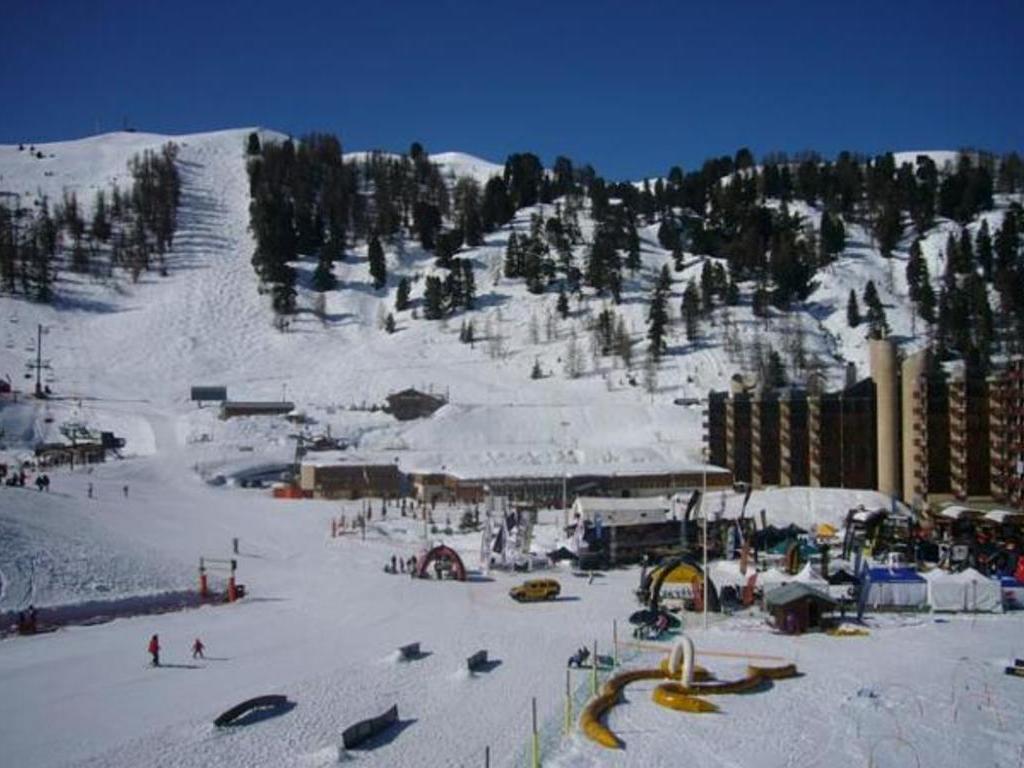 Résidences Skissim de Plagne Bellecôte