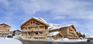 Résidence CGH Le Cristal de l'Alpe